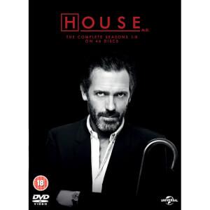 House - Complete Season 1-8