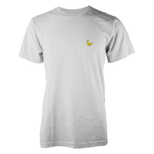 Casually Explained Little Duck White T-Shirt