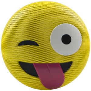 Jam Audio Jamoji Zwinkende Emoji Tragbarer Kabellose Bluetoth Lautsprecher