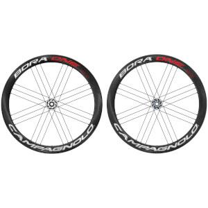 Campagnolo Bora One 50 Disc Brake Tubular Wheelset 2018
