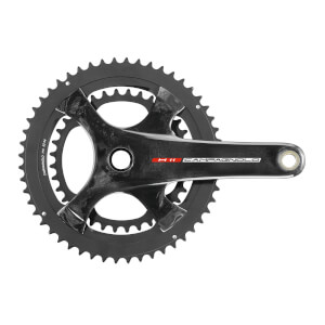 Campagnolo H11 11 Speed HO Ultra Torque Chainset - Black