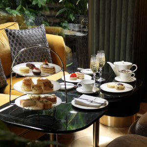 35% Off Luxury Afternoon Tea for Two at Galvin at The Athenaeum Hotel