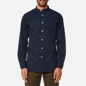 Universal Works Men's Stoke Shirt - Navy