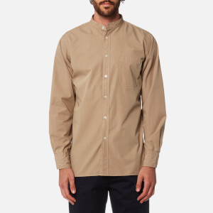 Universal Works Men's Stoke Shirt - Sand