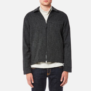 Universal Works Men's Lenton Jacket - Charcoal