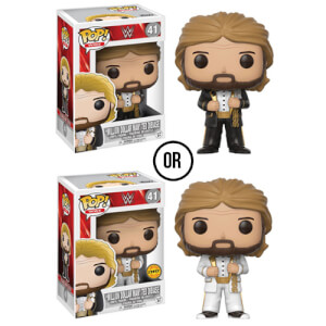 Figurine Funko Pop! WWE Million Dollar Man Old School ou Variante Chase