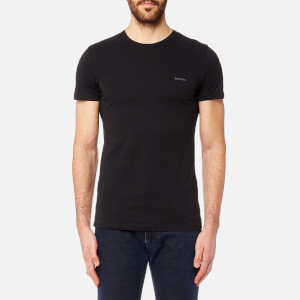 Diesel Men's Jake 3 Pack T-Shirt - Black
