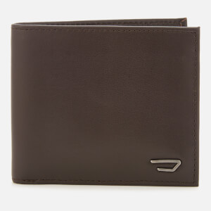 Diesel Men's Neela D Logo Wallet - Brown