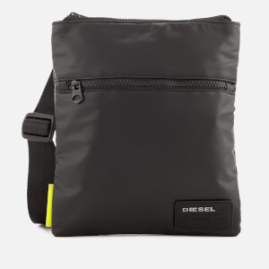 Diesel Men's Discover Cross Body Bag - Black