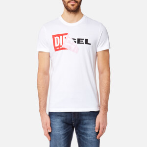 Diesel Men's Diego T-Shirt - White