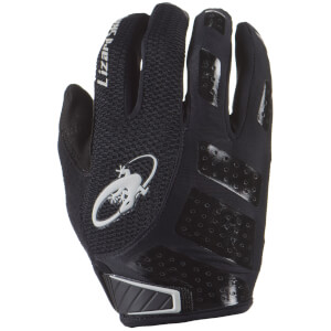 Lizard Skins Monitor SL MTB Gloves - Jet Black