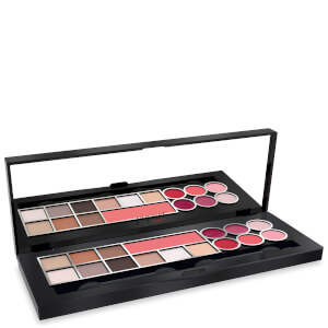 Pupa Pupart Gold Cover Makeup Palette - Warm Shades