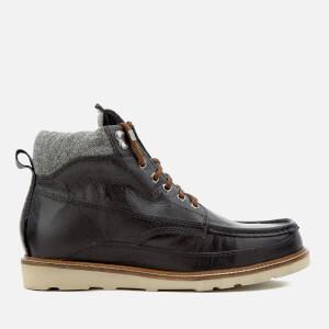 Superdry Men's Mountain Range Boots - Black