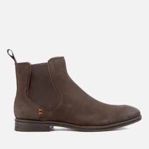 Superdry Men's Meteora Nubuck Chelsea Boots - Dark Brown