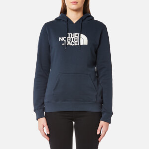 The North Face Women's Drew Peak Pullover Hoody - Urban Navy/Vintage White