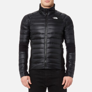 The North Face Men's Crimptastic Hybrid Jacket - TNF Black/High Rise Grey