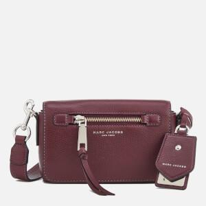Marc Jacobs Women's Recruit Cross Body Bag - Blackberry