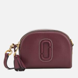 Marc Jacobs Women's Shutter Cross Body Bag - Blackberry