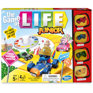 Hasbro Gaming The Game of Life Junior