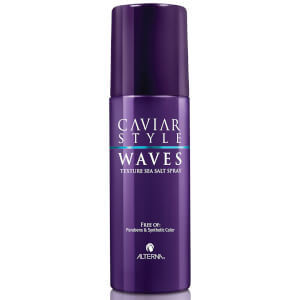 Alterna Haircare Caviar Style Waves Texture Sea Salt Spray 147ml