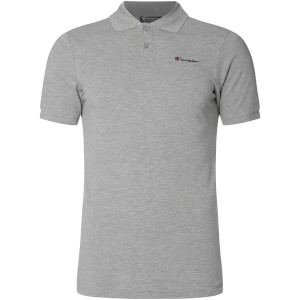 Champion Men's Polo Shirt - Grey