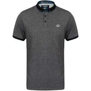 Le Shark Men's Ranger Jacquard Polo Shirt - Black