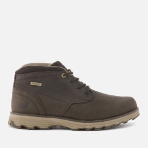 Caterpillar Men's Elude Waterproof Boots - Dark Brown