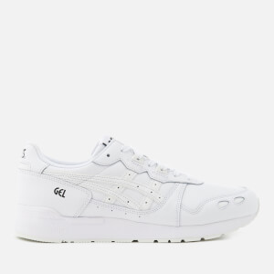 Asics Lifestyle Men's Gel-Lyte Leather Trainers - White/White