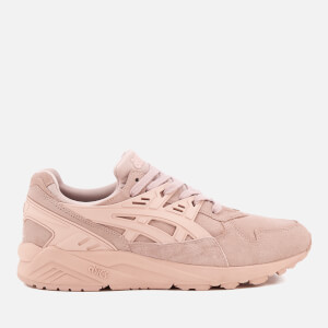 Asics Lifestyle Men's Gel-Kayano Evo Suede Trainers - Evening Sand/Evening Sand