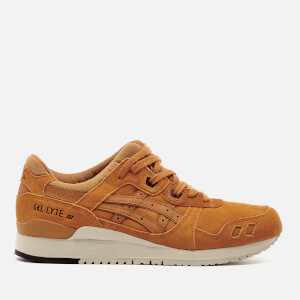 Asics Lifestyle Men's Gel-Lyte III Trainers - Honey Ginger