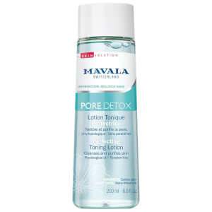 Mavala Pore Detox Perfecting Toning Lotion 200ml