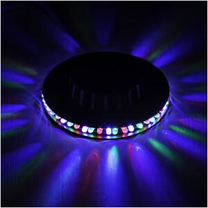 Disco 360 Degree Lichtvorführung