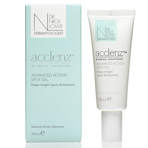 Dr. Nick Lowe Acclenz Advanced Action Spot Gel (Free Gift)