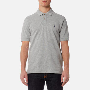 Joules Men's Classic Fit Polo Shirt - Grey Marl