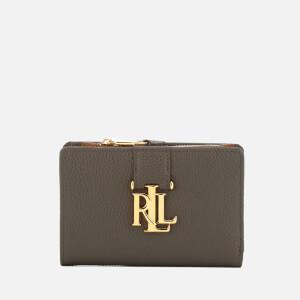 Lauren Ralph Lauren Women's Carrington New Compact Wallet - Falcon