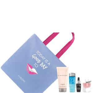 Lancôme National Bag and Best of Lancome Set (Free Gift)