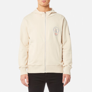 Vivienne Westwood MAN Men's Puppet Detail Hoody - Off White