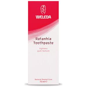 Weleda Ratanhia Toothpaste 75ml: Image 2