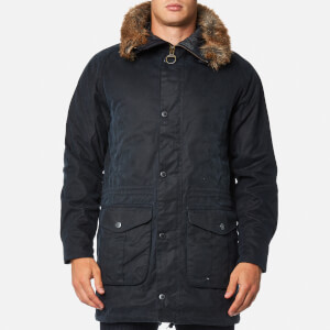 Barbour Men's Gisbourne Jacket - Navy
