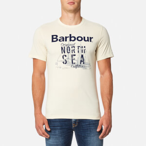 Barbour Men's Blade T-Shirt - Pearl