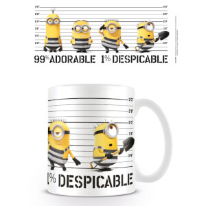 Despicable Me 3 Coffee Mug (Line Up)