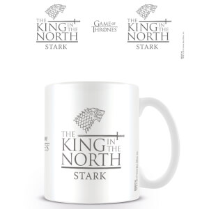 Tasse King in the North -Games of Thrones