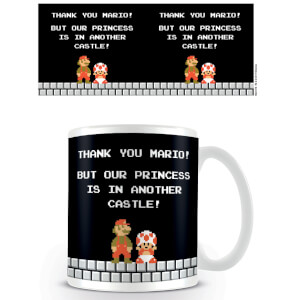 Super Mario Coffee Mug (Another Castle)
