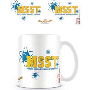 Spider-Man Homecoming Coffee Mug (Msst)