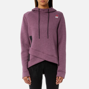 Reebok Women's CrossFit Hoody - Washed Plum