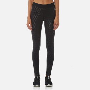 Reebok Women's Hexawarm Tights - Black