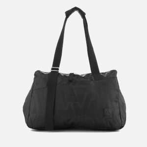 Reebok Women's Lead & Go Duffle Bag - Black
