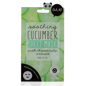 Oh K! Cucumber Sheet Mask 23 ml
