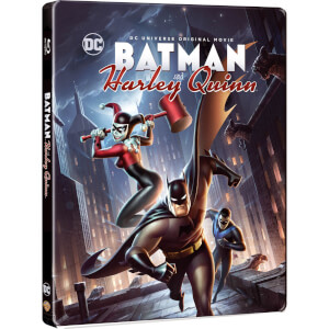 Batman And Harley Quinn - Steelbook