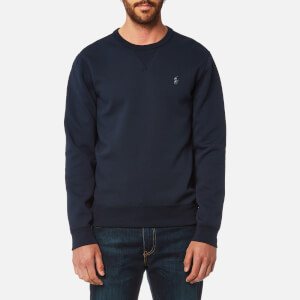 Polo Ralph Lauren Men's Double Knitted Tech Crew Sweatshirt - Navy